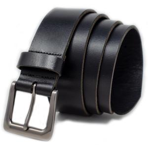 real leather mens belt