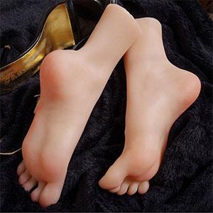 ZHY foot model