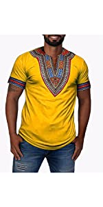 African Trible Shirts
