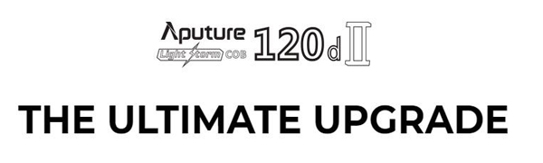 Aputure, aputure c120d ii,aputure 120dii,c120d ii, 120d mark ii,aputure led video light,