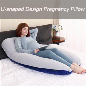 This pillow embraces your whole body and you will get a good sleep with it.