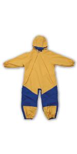 rain suit, play suit