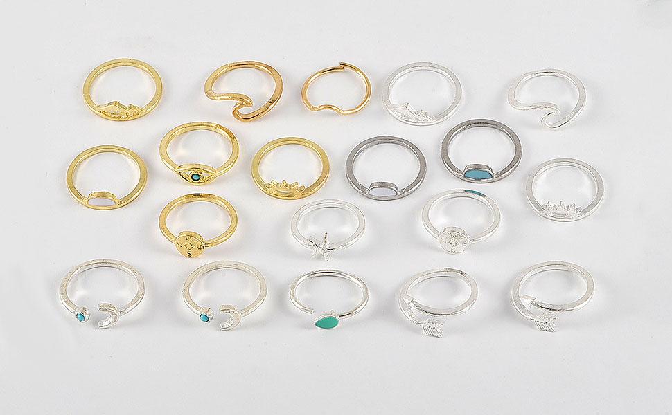 Rings Sets for Girls