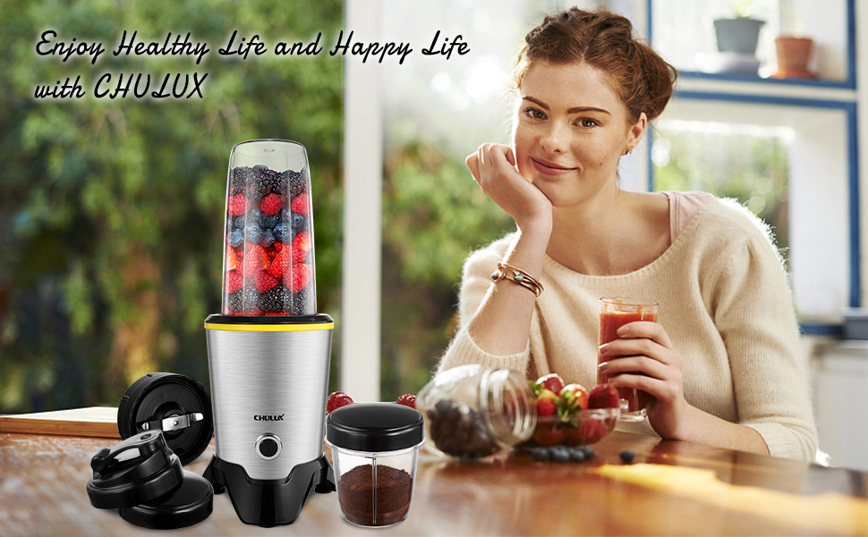 Enjoy the Healthy and Happy Life with CHULUX