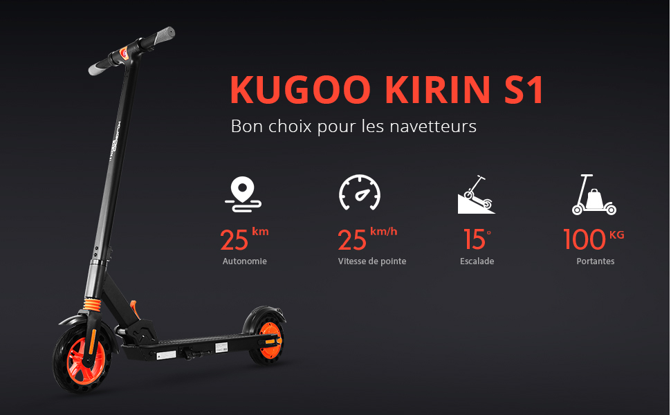 kugoo scooters