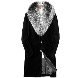 fur coat for men