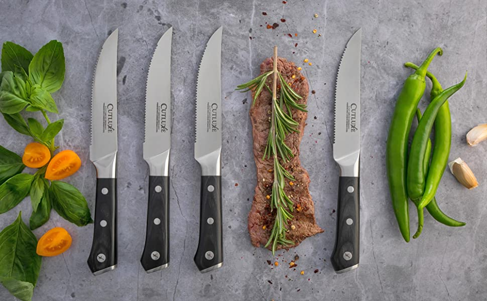 Forged Steak Knives