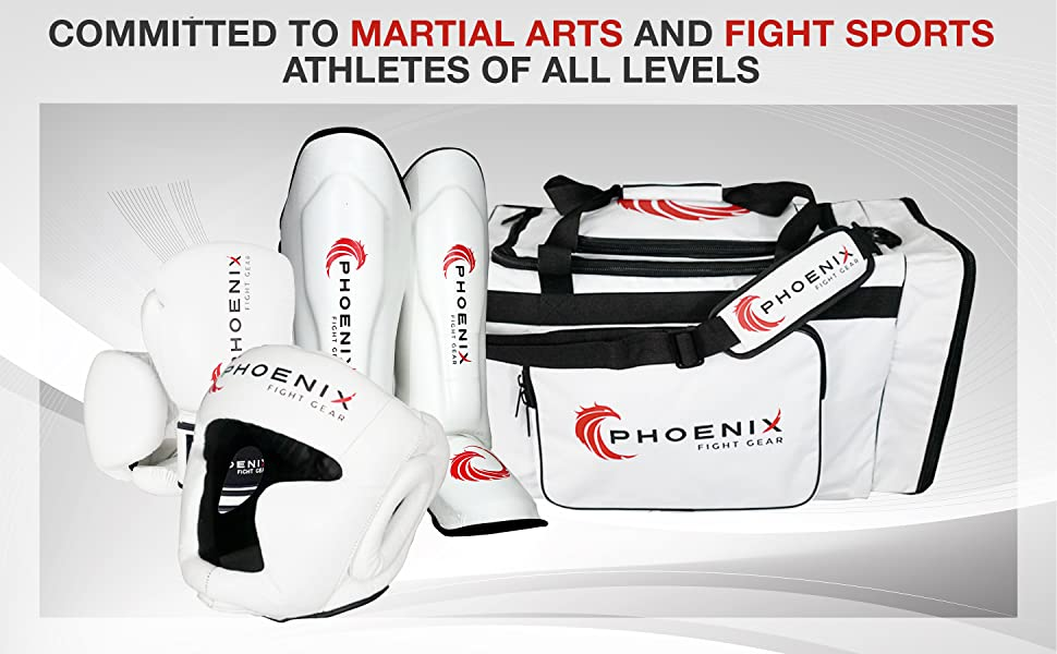 manufacture high quality fight gear, equipment and apparel fully commit our hearts to martial arts