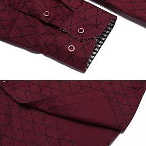 mens button-down shirt