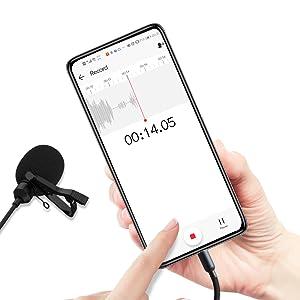 iphone microphone