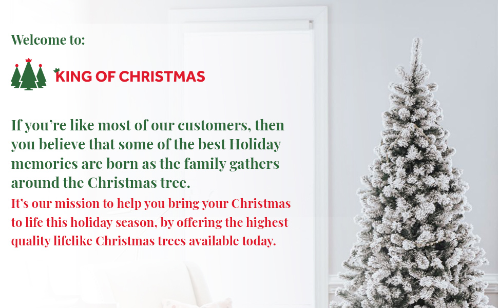 flocked-artificial-christmas-trees