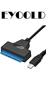 SATA to USB Cable