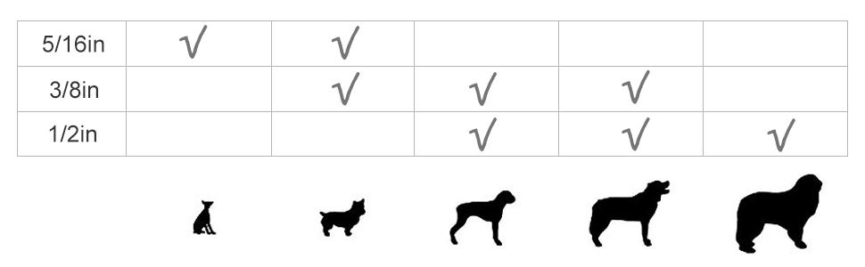 Eastlion Hundeleine Starke 5 FT mit Bequemen Gepolsterten Griff und Reflektierend,Trainingsleine Nylon Sicherheit Nachts f/ür Kleine,Mittlere und Gro/ße Hunde 1.5m