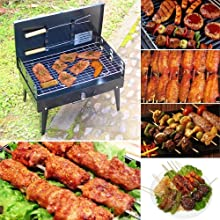 barbeque grill charcoal