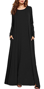 Vestito Lungo Donna Estivo