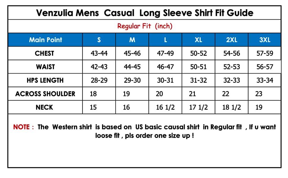 mens regular fit