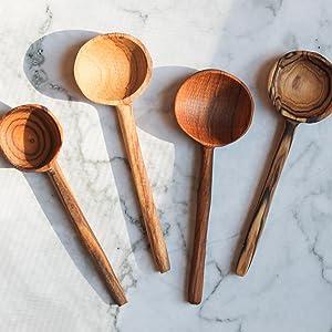 handmade tea spoons