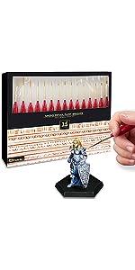15pc Miniatures Paint Brush Set