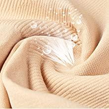 comfortable fabrics shapewear