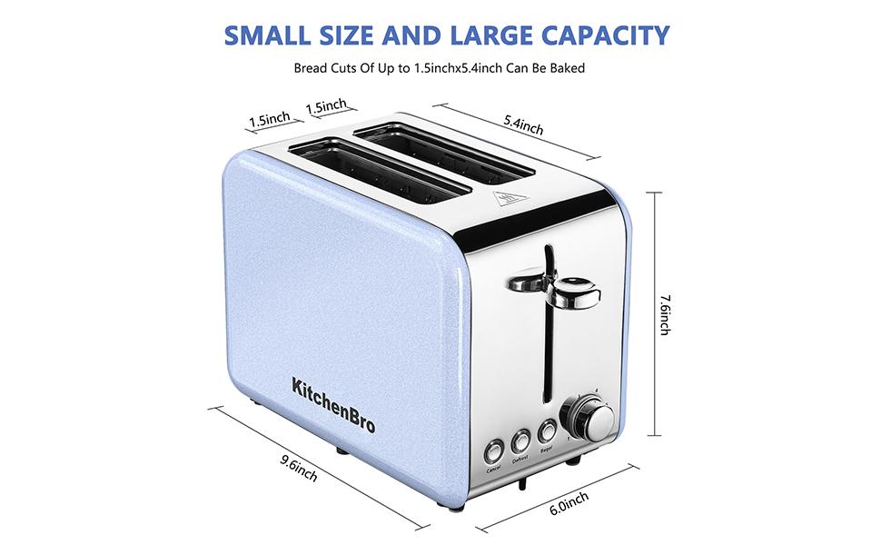 toasters 2 slice