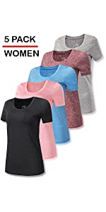 womens athletic tees