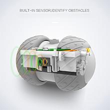 Built In Sensors