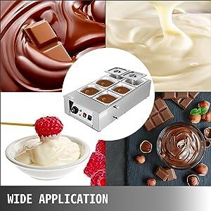 chocolate tempering kit