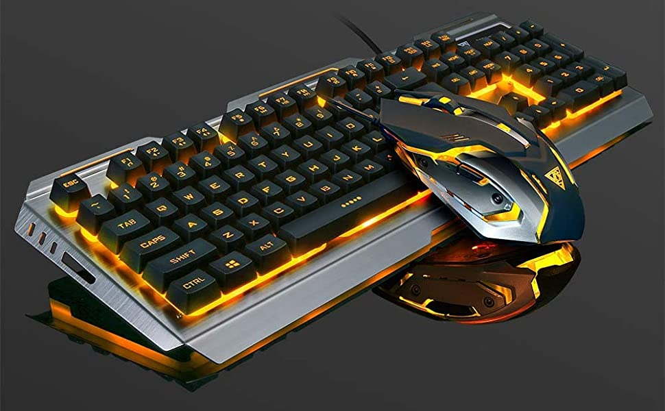 Keyboard and Mouse for Gaming
