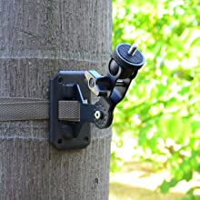 game camera mount