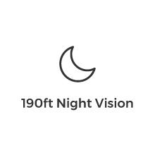 190ft Night Vision
