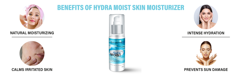 benefits of using hydra all season body moisturizer