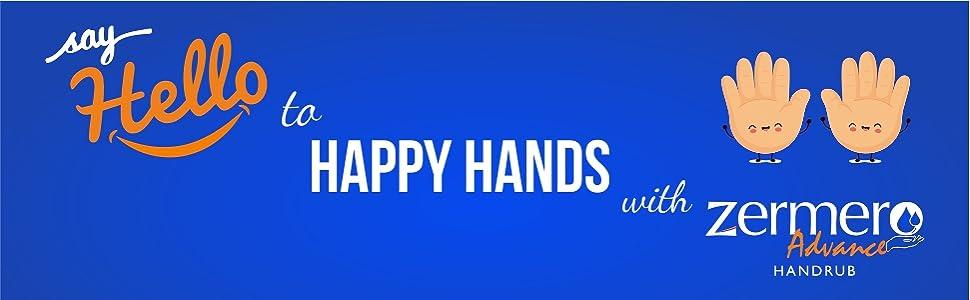 Say Hello to Happy Hands