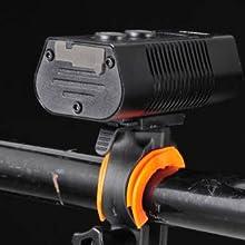 USB Rechargeable Bike Headlight