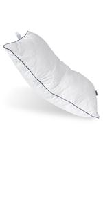 flat adjustable pillow