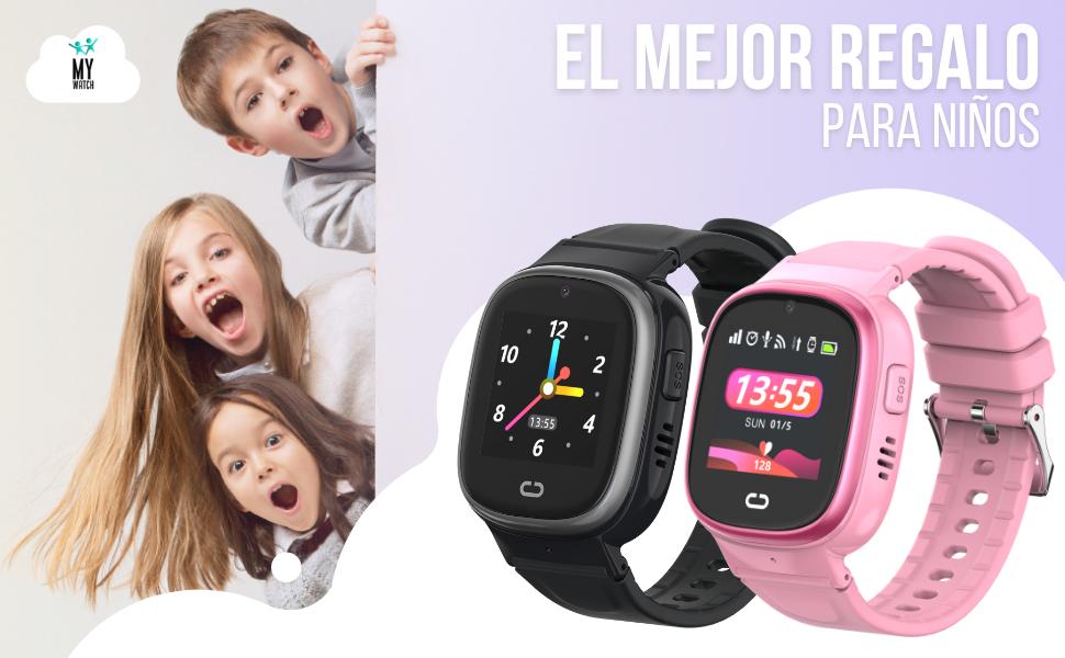 smartwatch niños, reloj gps para niños, reloj gps niños, smartwatch niños, gps niños, reloj niños