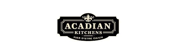 Acadian Kitchens Logo