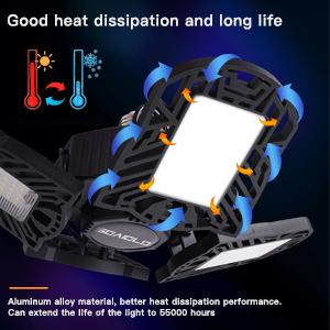 aluminium pannel light