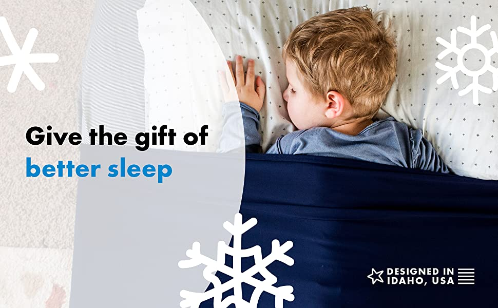 Deeper, more restful sleep for your child