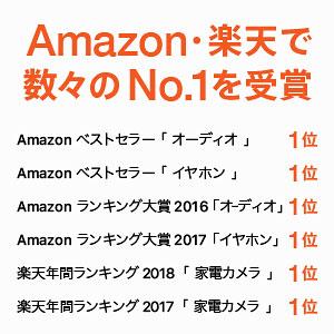 【 第二世代 完全ワイヤレスイヤホン (JPRiDE) TWS-520 】Red Dot Award 受賞デザイン