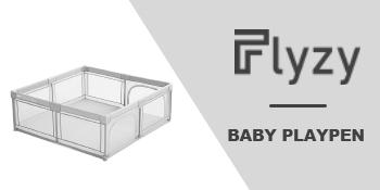 Flyzy Baby Playpen