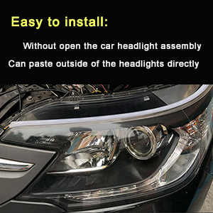 flexible car led light strip sequential led strip switchback automotive led light for car motorcycle