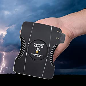 So portable it fits in the palm of your hand
