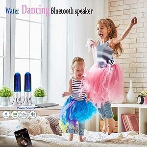 wireless speaker water