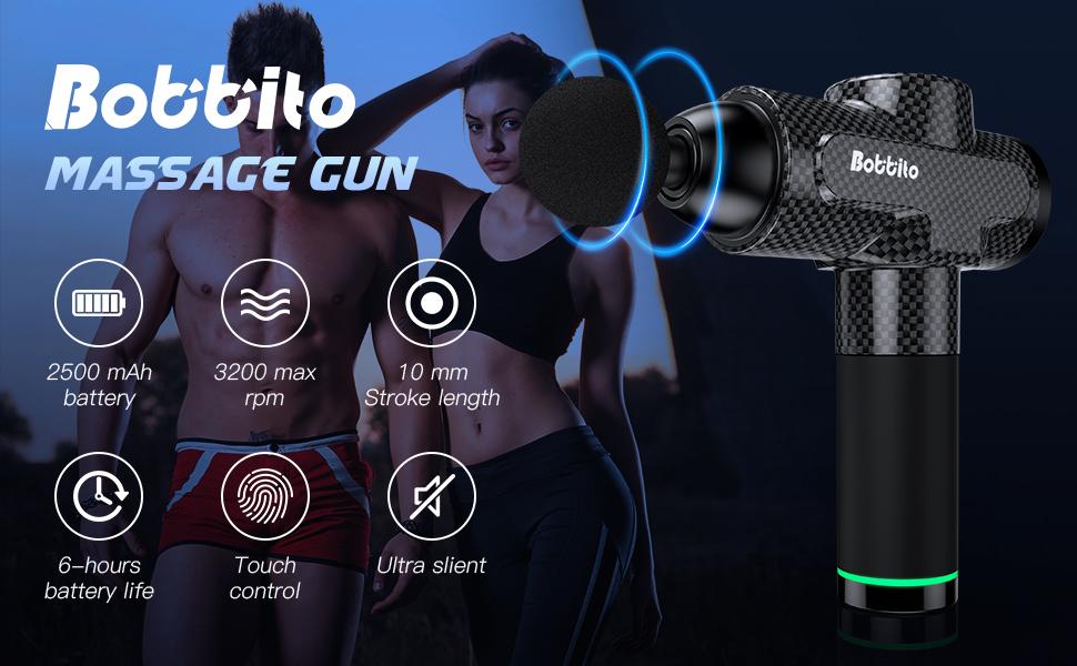Bobbito Massage Gun