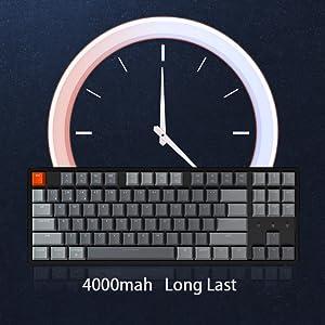 keychron k8 keyboard