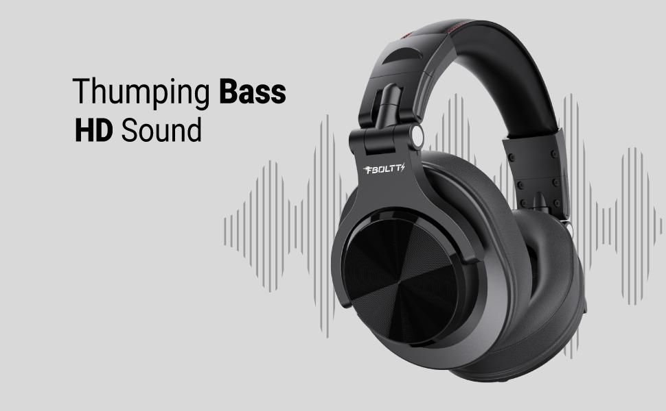 Boltt Headphones BH1400