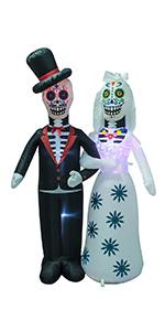 Halloween Inflatables Outdoor Décor