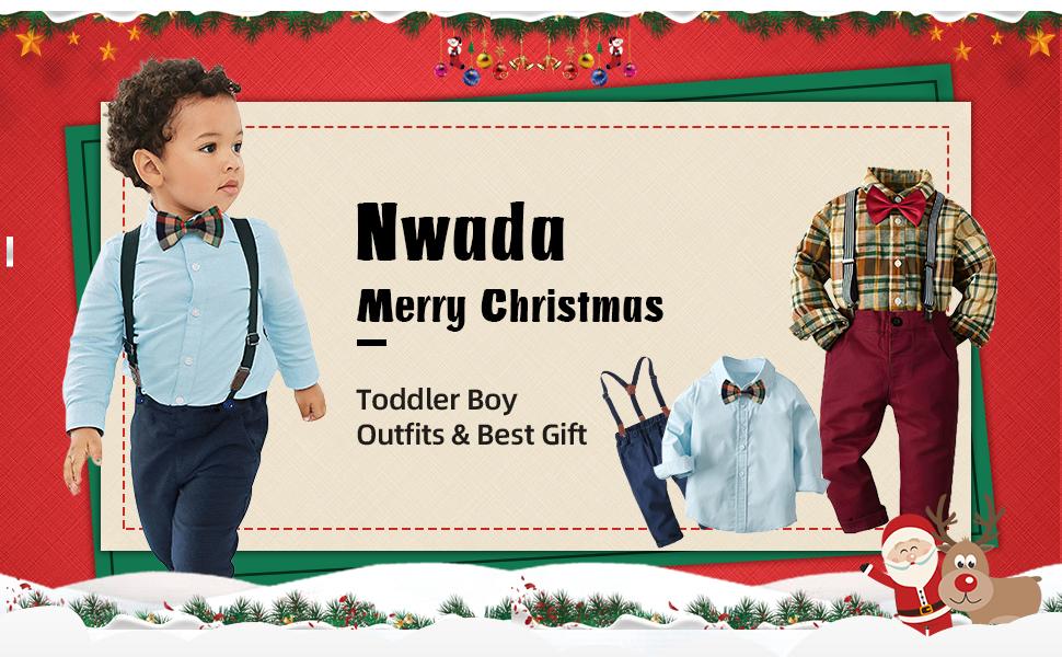 boys Christmas outfits
