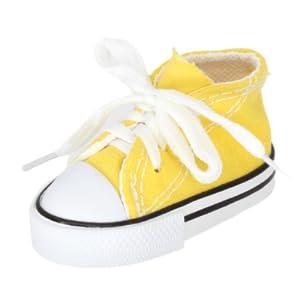 Amazon.com : Bonka Bird Toys 6 Mini Sneakers Colorful Cotton ...