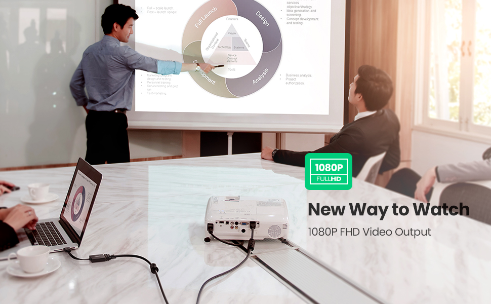 hdmi tp vga adapter with audio